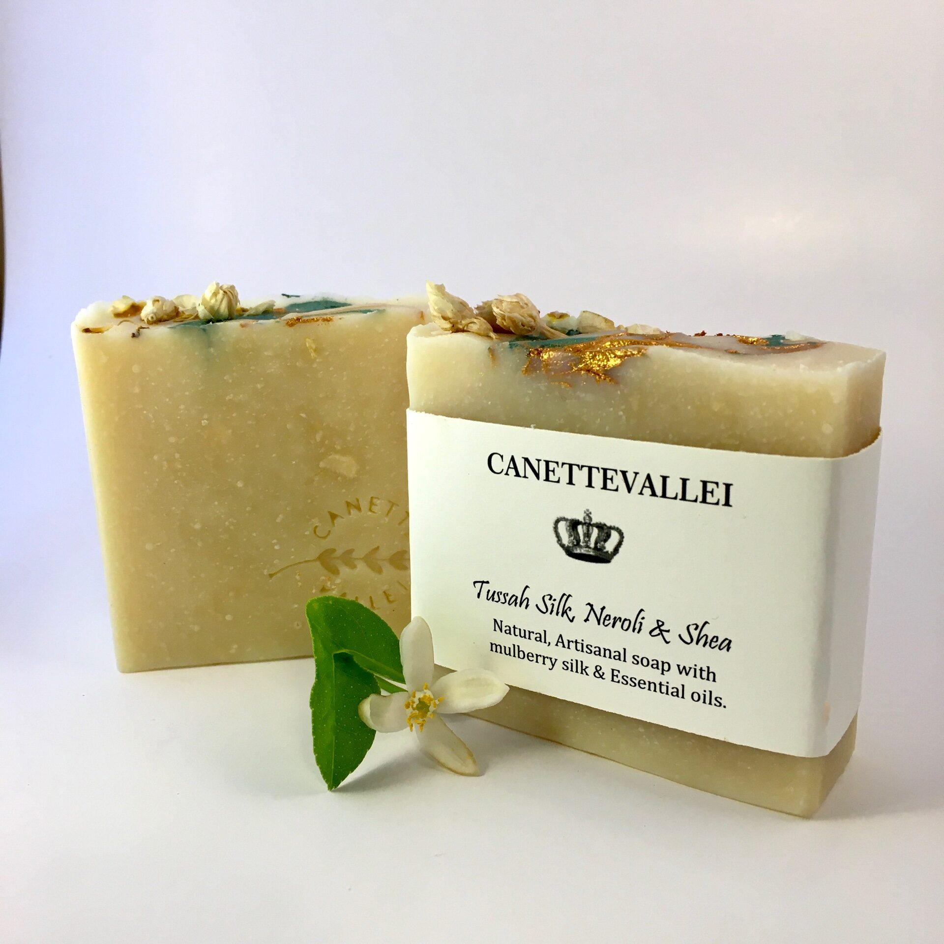Tussah Silk, Neroli & Ylang-ylang